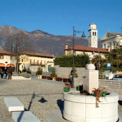 Piazza di Budoia